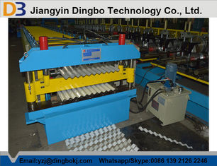High Performance Corrugated Roll Forming Machine with Hydraulic System